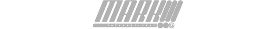 마크엠(MARKM) Basic Sports Logo T-Shirts BK