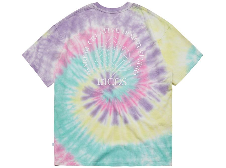 마크엠(MARKM) MCDS Tiedye T-Shirts PI