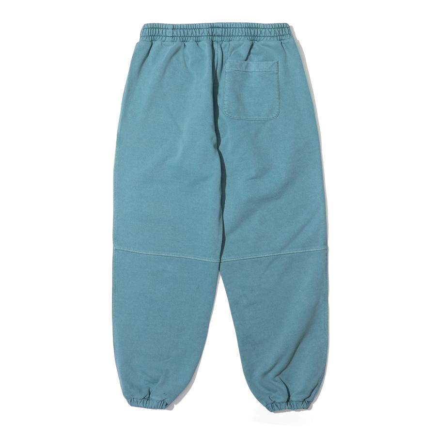 마크엠(MARKM) Logo Pigment Sweat Pants Mint